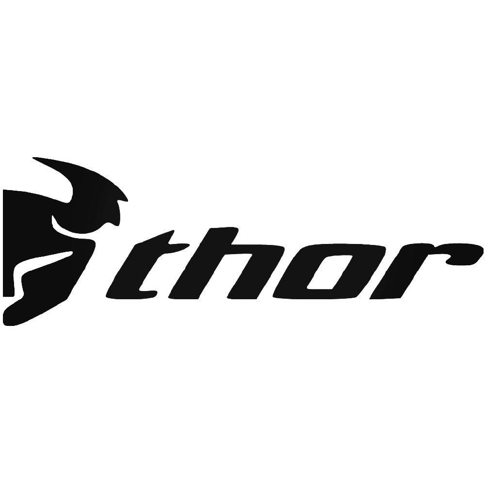 Thor Motocross Logo Vinyl Decal Sticker Motocross Logo Thor