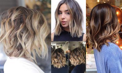 25 Amazing Balayage Hairstyles 2020