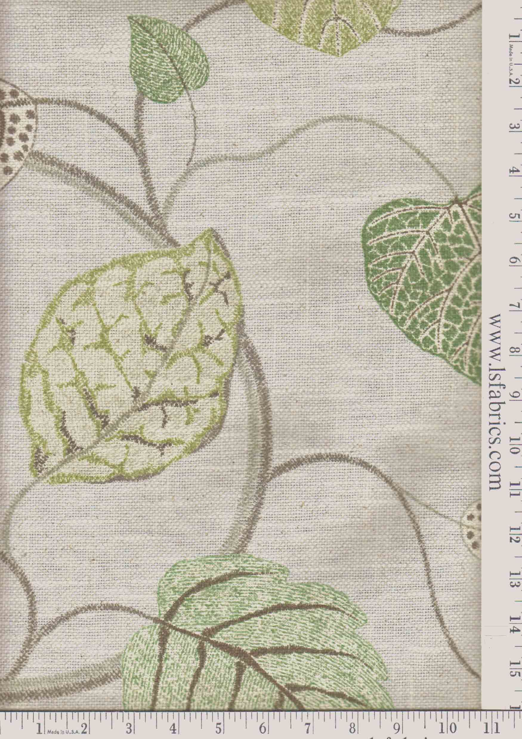 Online Fabric Lewis And Sheron Lsfabrics Blue Green