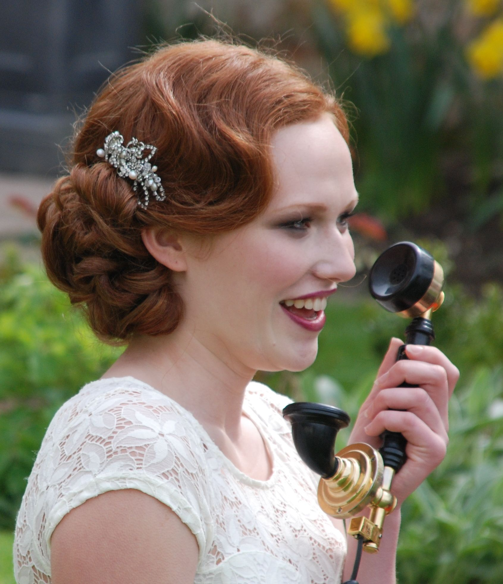 The Great Gatsby Hair Trend will continue into SS14 ...