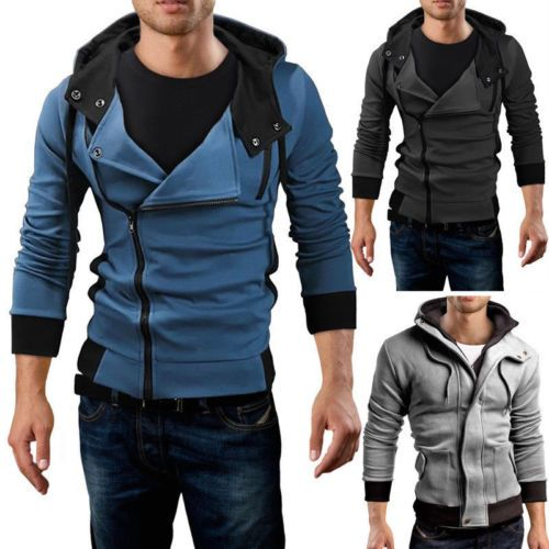 1b32d6a08d180 Sudadera-Hoodie-Capucha-Tipo-Estilo-Style-Desmond-Assassins-Creed-Men-s-Coat