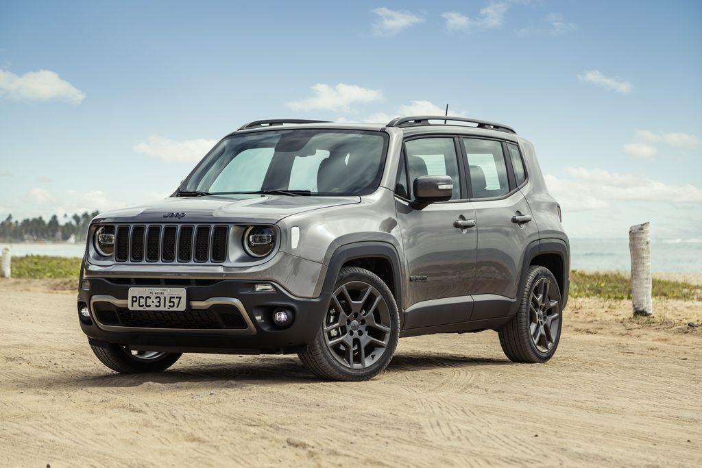 Jeep Renegade 2019 Estreia Com Novo Visual Reestilizacao Leve