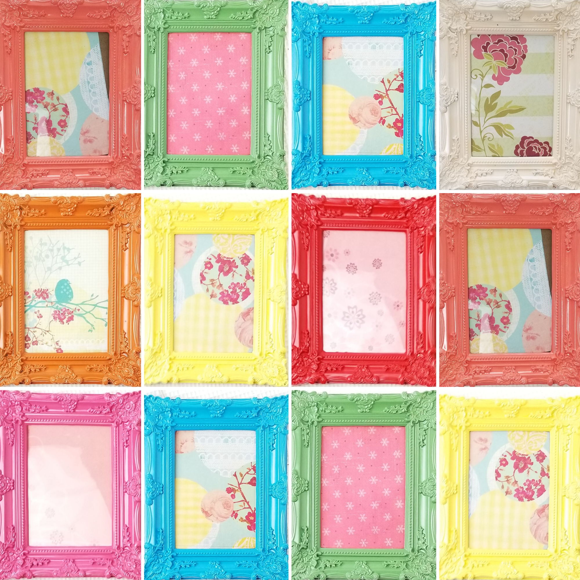 8 X 10 Mat With 4x6 Opening