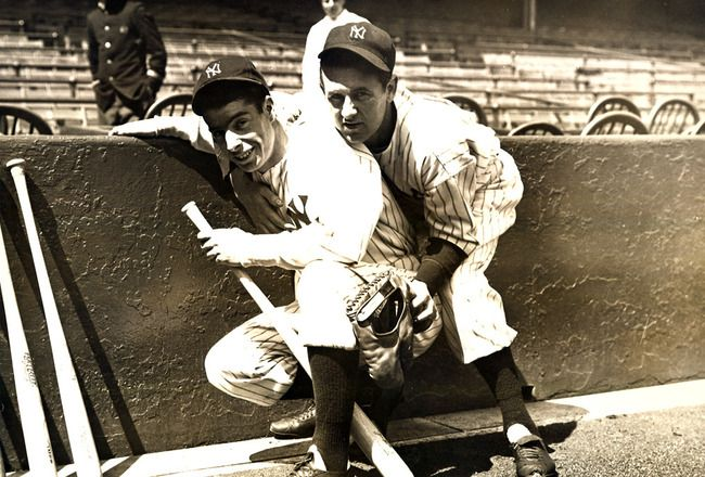 Joe DiMaggio's Streak, Game 54: One streak continues, one ends. It was July 14, 1941. Thanks to the brilliant pitching of White Sox right-hander Johnny Rigney, the streak was over. No, not The Streak. The Yankees'  winning string was ended at 14 as Chicago thumped New York, 7-1...
