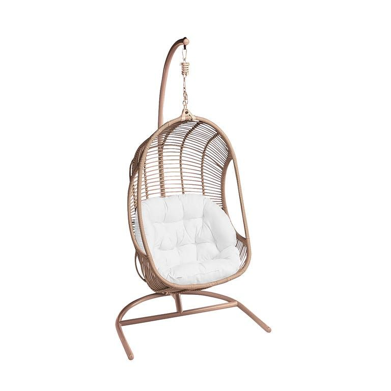 Swingasan Willow Sand Hanging Chair In 2020 Hanging Chair