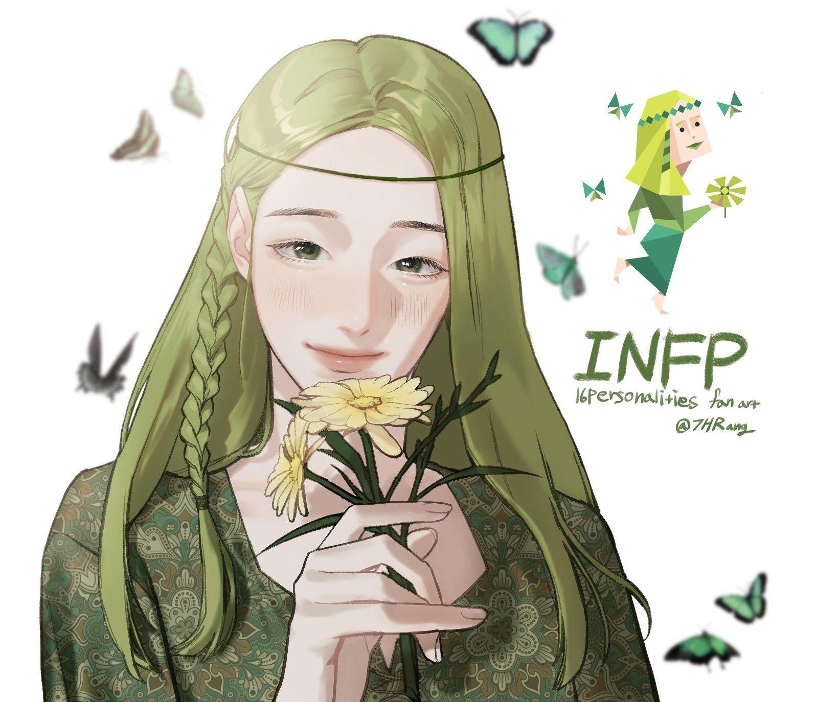 INFP Fanart ~ 7HRang