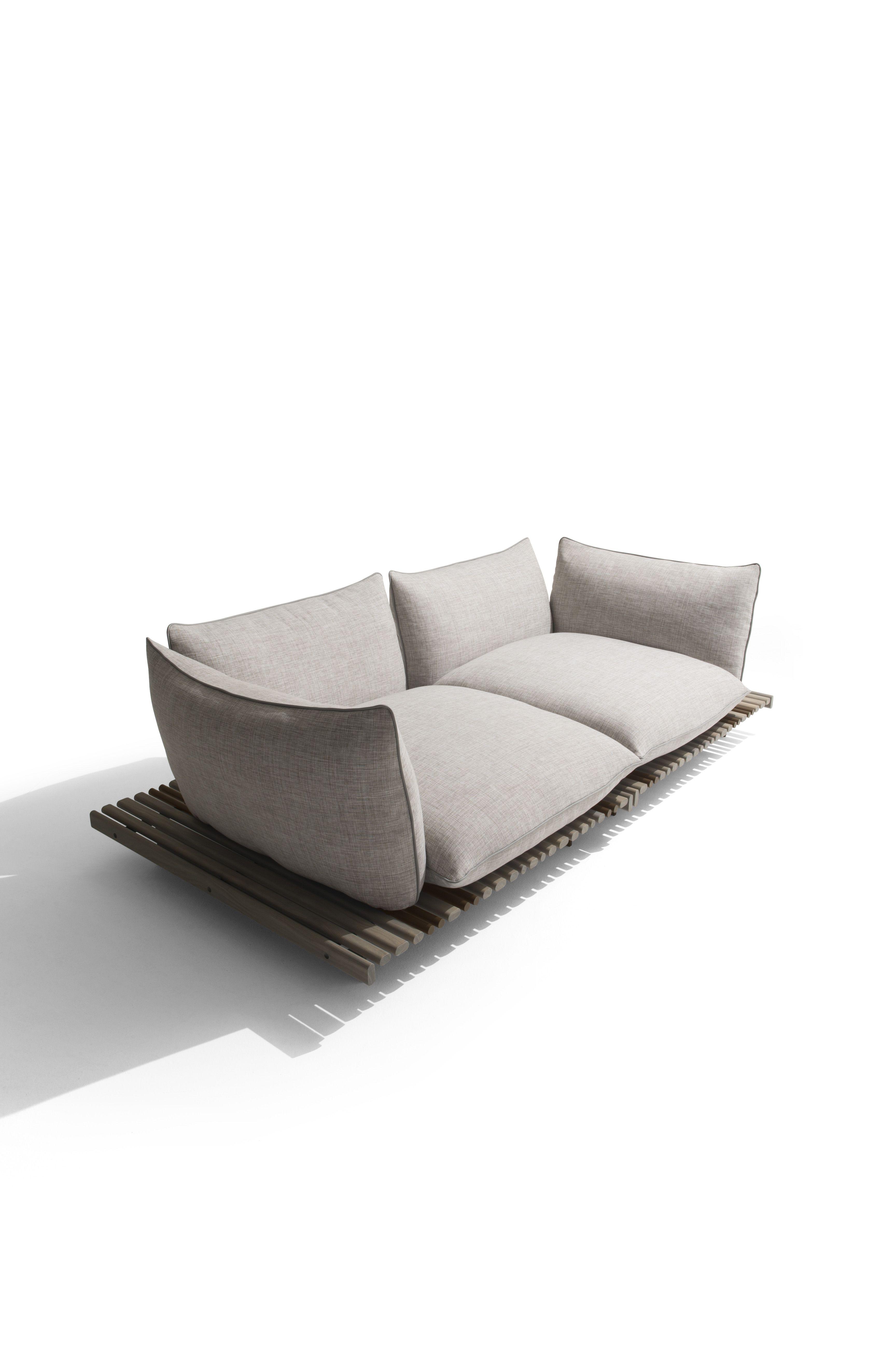Apsara Outdoor Sofa Giorgetti Design By Ludovica Roberto  # Muebles Giorgetti