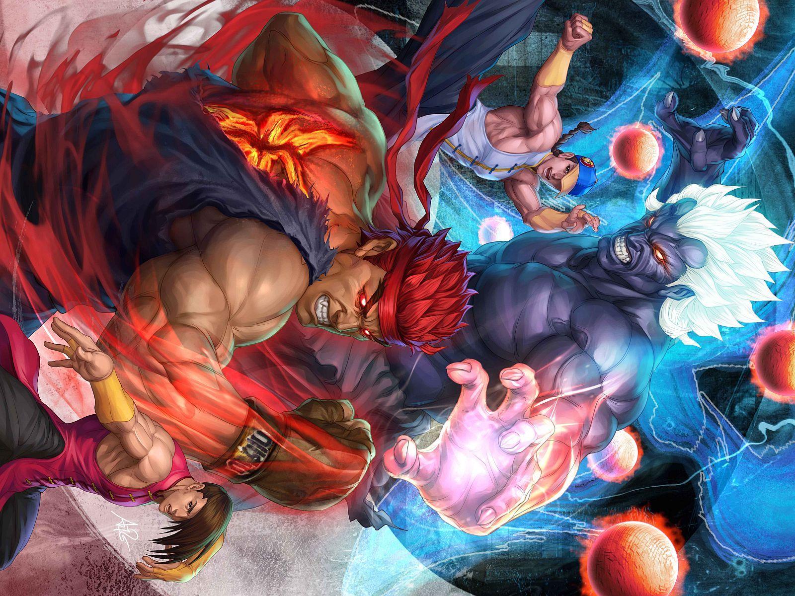 street fighter artgerm evil ryu wallpaper | 1600x1200 | 219524
