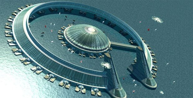 Future City System  The Venus Project is a vision that promotes some tremendous master plan for the future human civilization to design a modern high tech city including its architectures and living, transportation, space stations and housing on and under the seas.