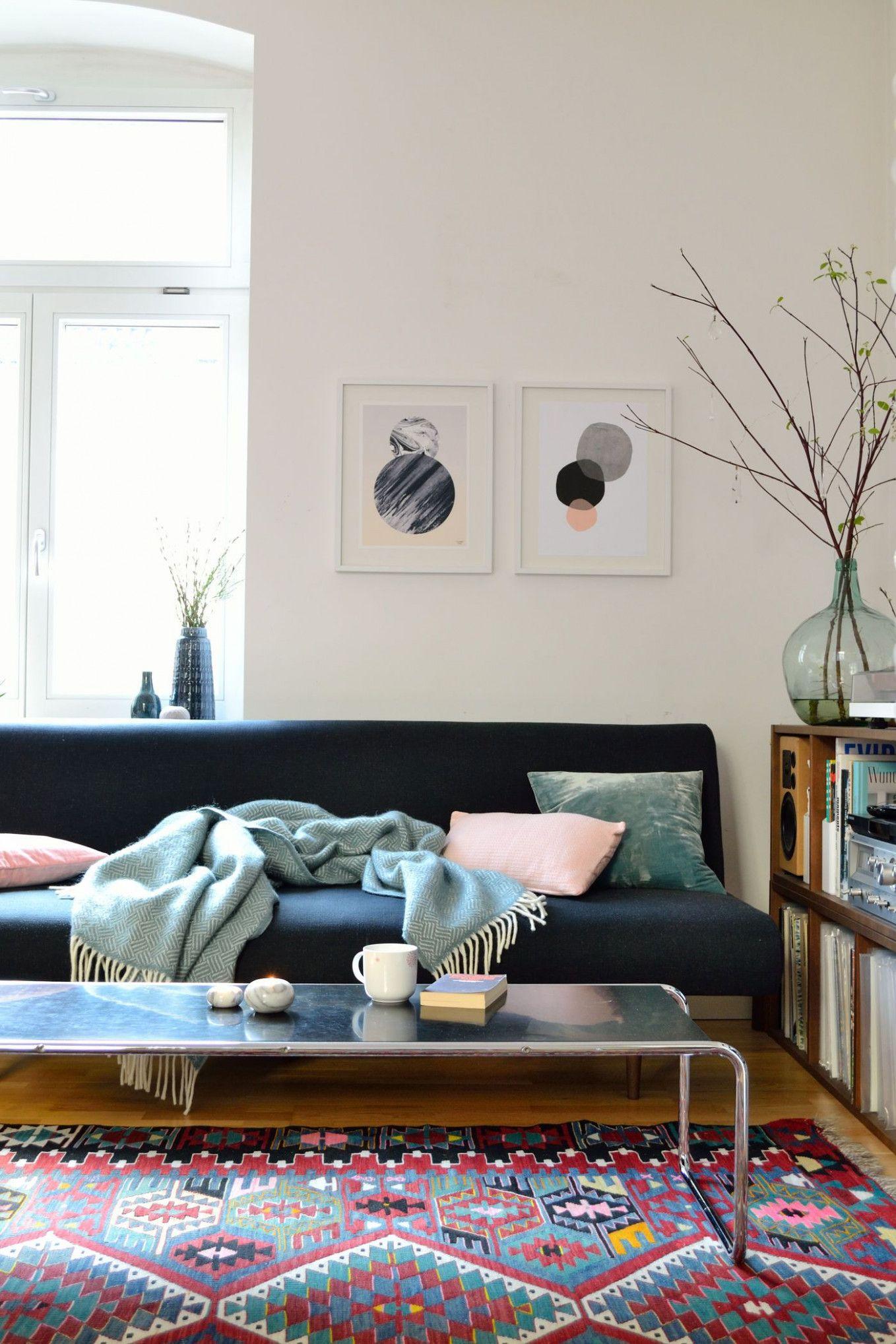 8 Wohnzimmermöbel Retro in 8  Wohnzimmer einrichten