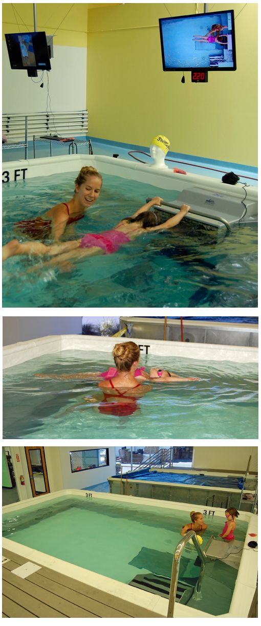 SwimLabs high tech swim school - you got to see it! Amazing! Brand new facility in Lake Forest...