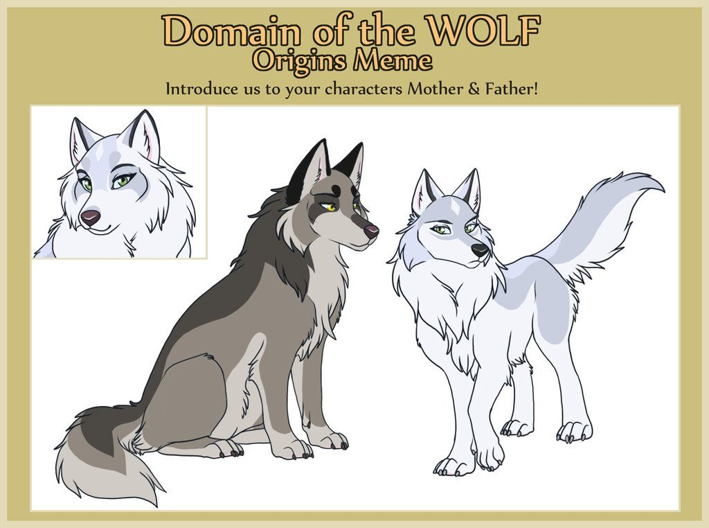 Since DomainoftheWolf is opening for new members on