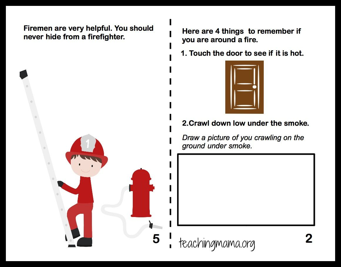 Fire Safety Week With Images