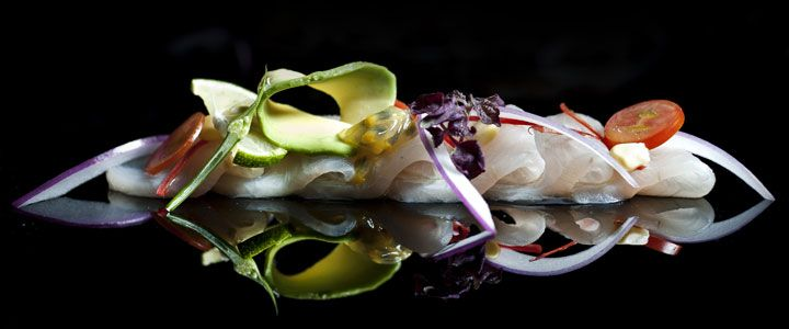 Latin Cuisine With Molecular Touch By Javier Rodriguez With