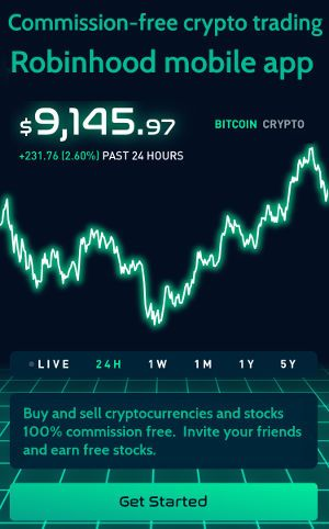 Commissionfree cryptocurrency and stock trading Mobile