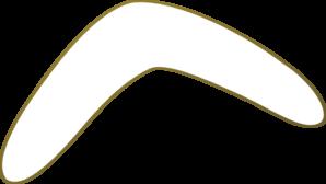 australian boomerang template - simple boomerang pattern free clip art simple pattern