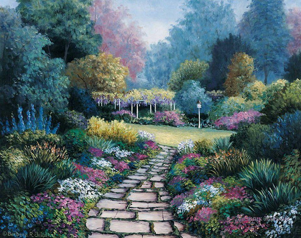 Gartenlandschaft Garten Landschaft Blog