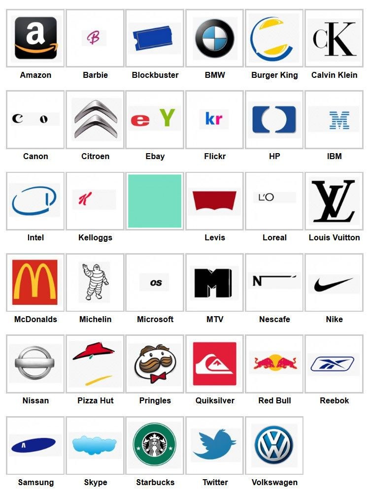 Logo quiz Logo quiz, Logo quiz answers, Logo quiz games