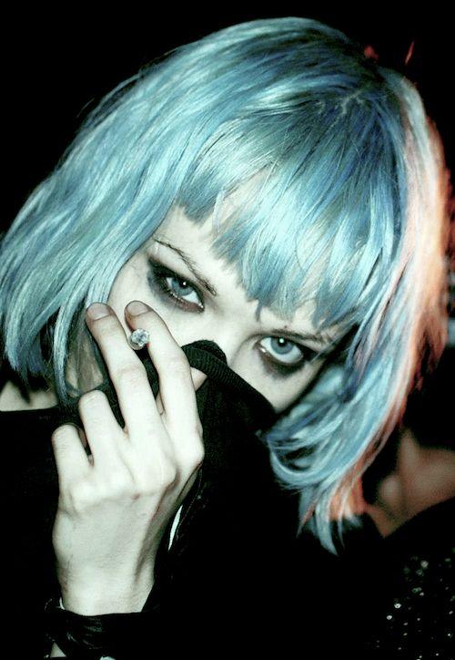 Alice Glass.