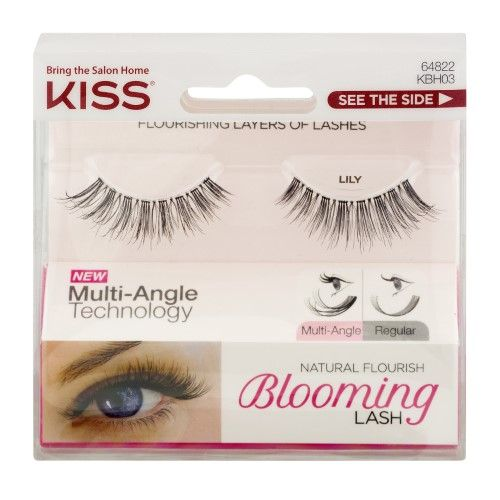 8f7fa85533f Kiss Blooming Lashes Lily (2 Pack), Sultry | Products in 2019 | Best ...