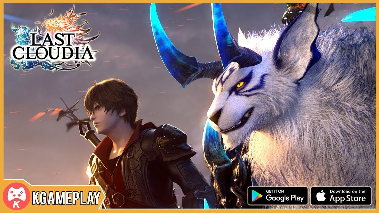 LAST CLOUDIA Gameplay Android iOS