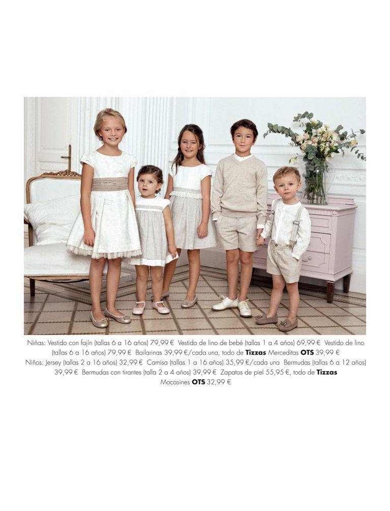 6a92e3816e0b El Corte Inglés | ideas de bodas | Arras boda, Niños en boda y ...