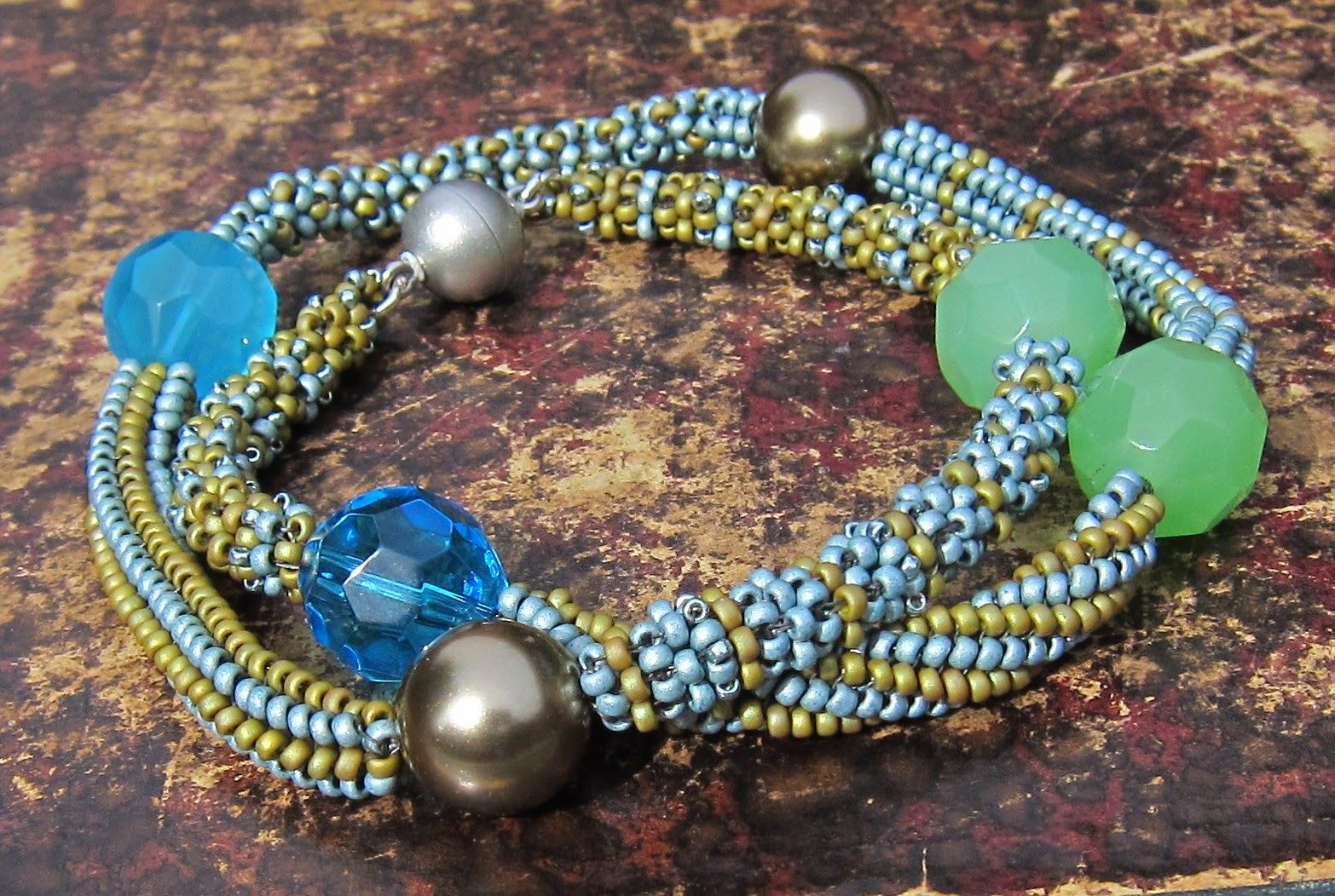 Perle für Perle