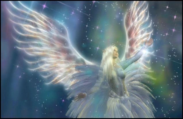Angeles De Dios Guerreros Angeles ángeles Hadas Y Fantasía