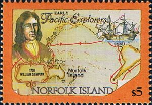 Norfolk Island 1994 Pacific Explorers Fine Mint SG 573 Scott 561A Other European and British Commonwealth Stamps HERE!
