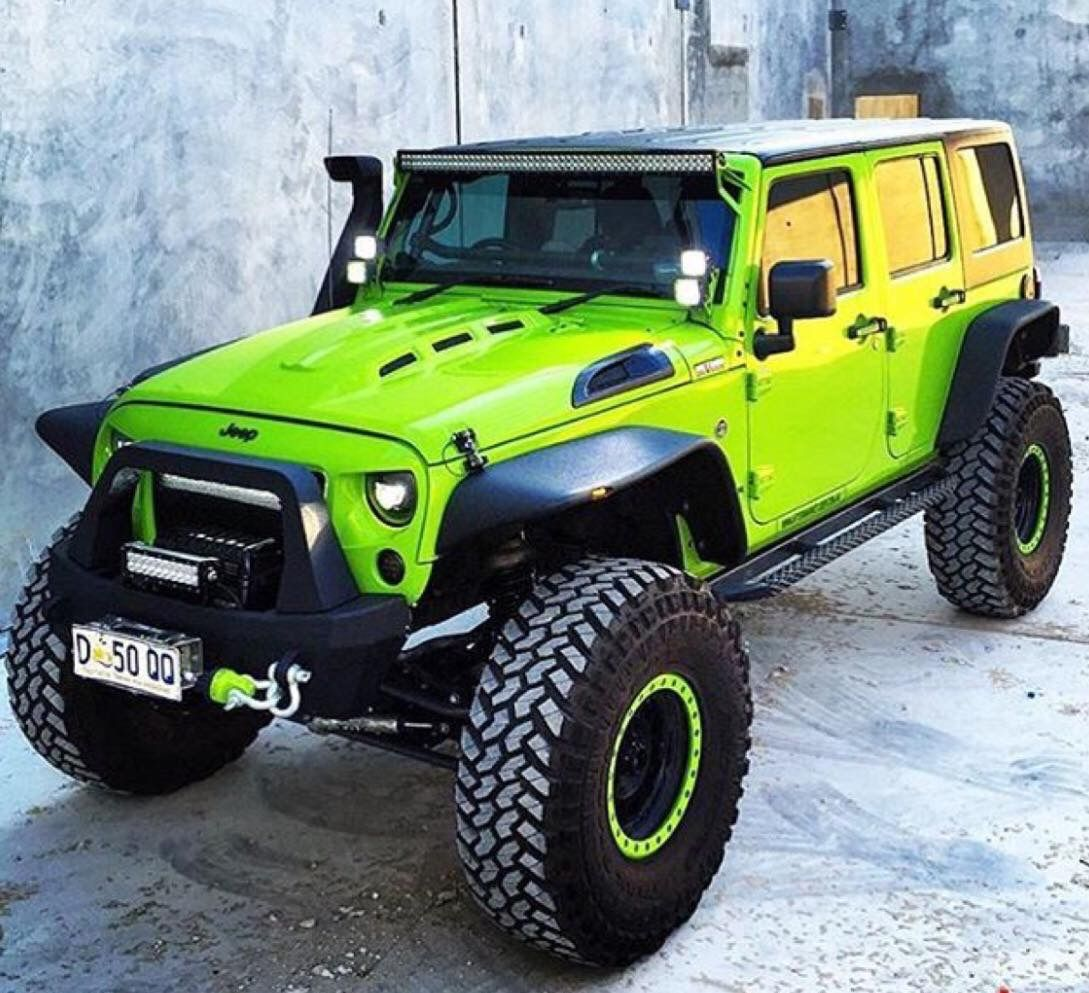 Exceptional Love Lime Green