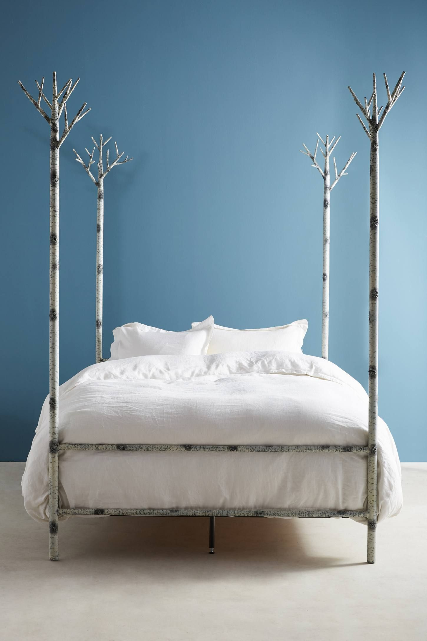 The Birch Forest Four Poster Bed And More Anthropologie At Today Read Customer Reviews Discover Product Detailore