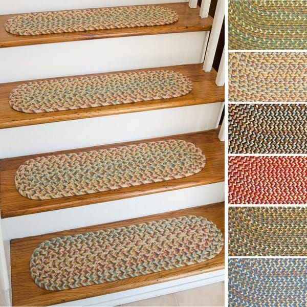 Best Cozy Cove Reversible Stair Treads Set Of 4 Stair 400 x 300