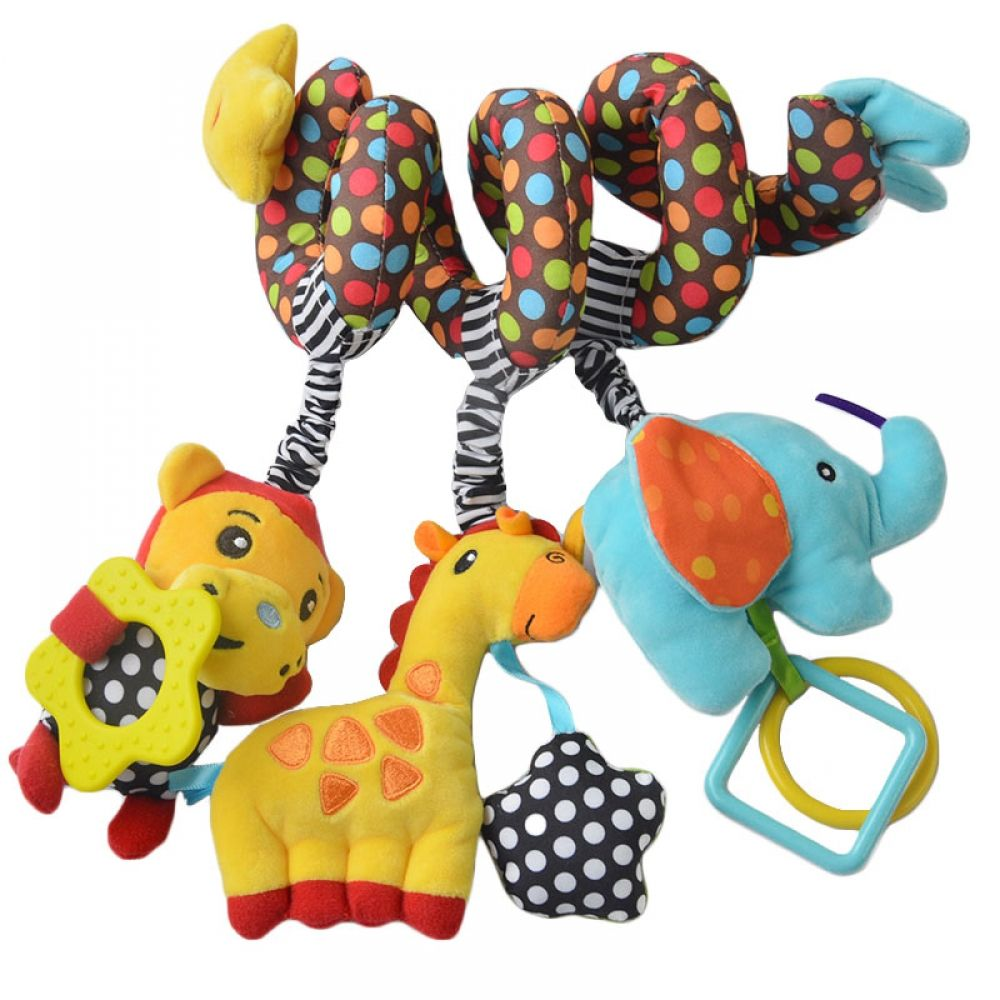 Plush Lovely Animal Playing Toys Plush animals, Baby