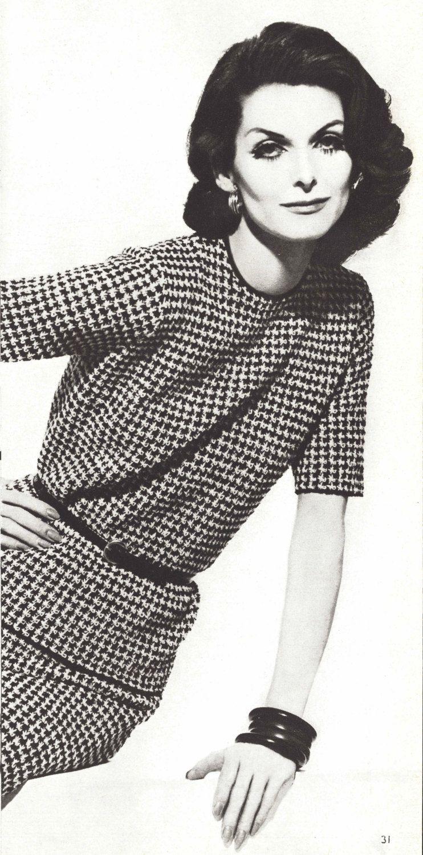 Checked dress 1960s knitting knit sweaterdress sweater top skirt checked dress 1960s knitting knit sweaterdress sweater top skirt pattern vintage vogue knit bankloansurffo Choice Image