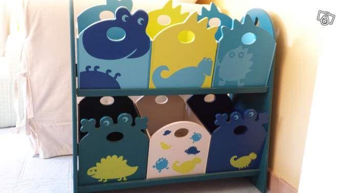 meuble de rangement jouets pour enfant ameublement alpes maritimes chambre d 39 enfants. Black Bedroom Furniture Sets. Home Design Ideas