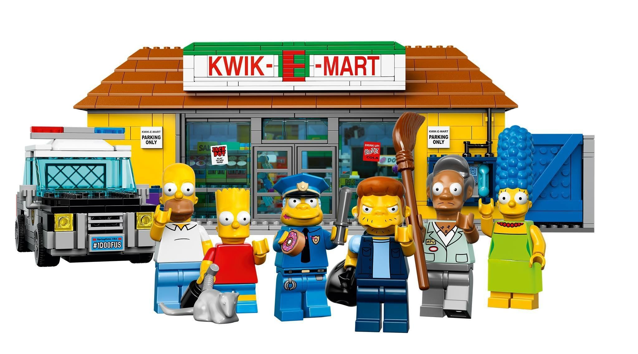 Simpsons Kwik E Mart