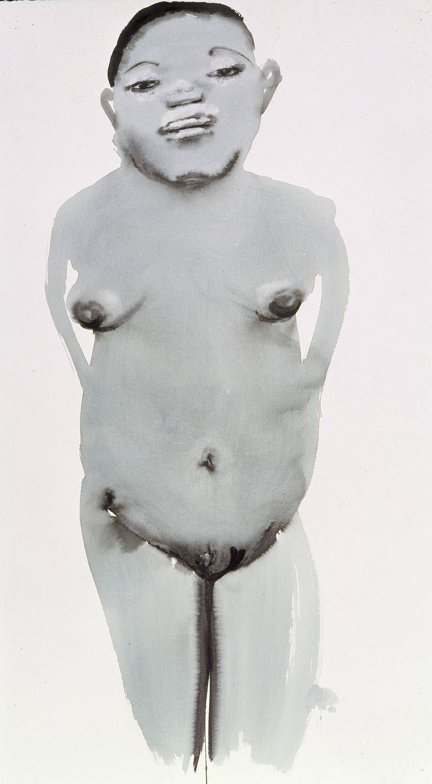Magdalene by Marlene Dumas