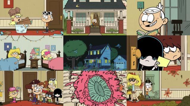 the loud house no guts no glori full episode