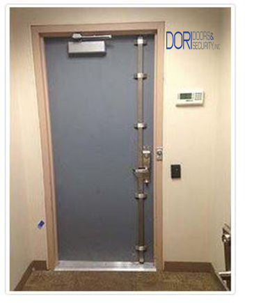 Hollow metal door installed by dori doors in new york city www hollow metal door installed by dori doors in new york city doridoors planetlyrics Images