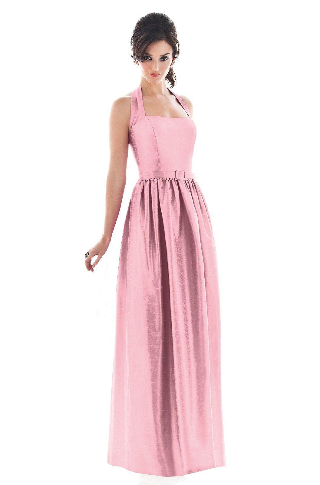 Alfred Sung D483 Bridesmaid Dress | Weddington Way