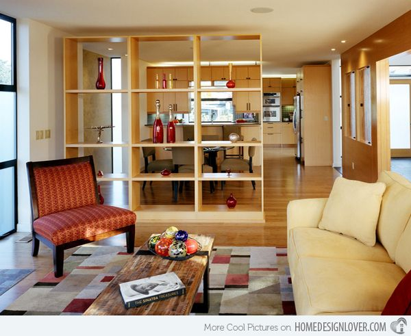 15 Beautiful Foyer Living Room Divider Ideas | Divider, Foyers and ...
