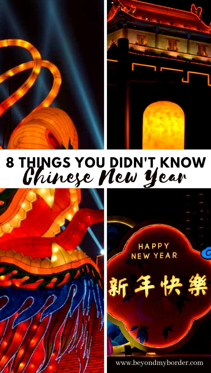8 Fascinating Facts About Chinese New Year Chinese new