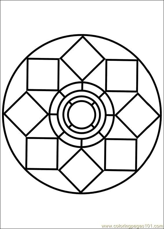 Free Printable Coloring Image Mandala 79 Patterns Coloring Pages Painting Pages