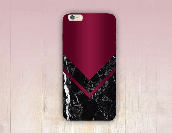 iphone printer case burgundy marble print phone iphone 6 by crcases 5234