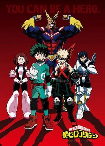 Boku no Hero Academia - Saison 4 » Regarder Gratuitement