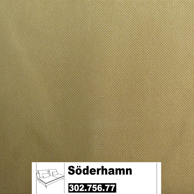 Ikea Soderhamn Bezug Fur Das 3er Sofa In Samsta Dunkelgelb 302 756