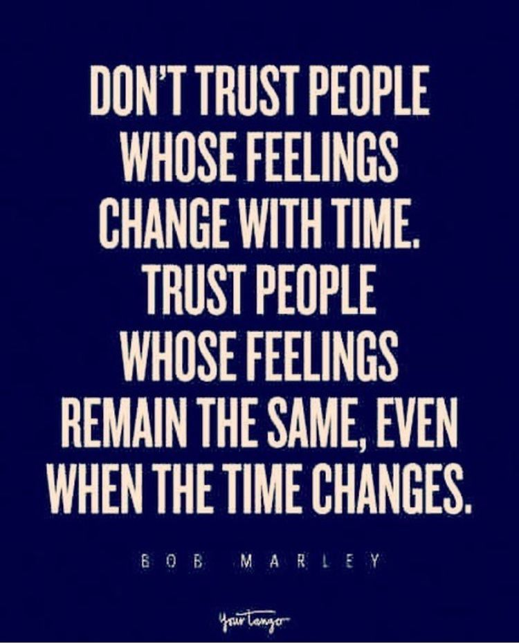Be with trust don you t should you someone How To