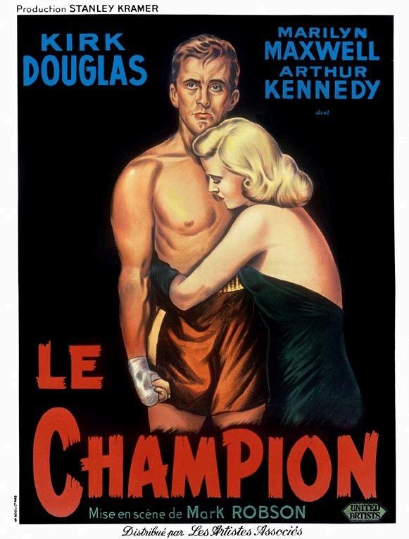 the sale of shoes unique design online store Champion (1949) | Film Noir of the Week in 2019 | Film noir ...