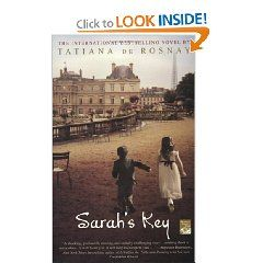 This book drew me in from the beginning. It revolves around France under the occupation in 1942 and how it affects an American journalist researching the painful subject 60 years later. It was sad, touching, and compelling.