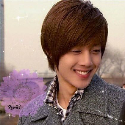 Kim Hyun Joong JiHoo Smile Boys Over Flowers Kdrama